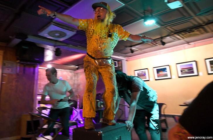 Peelander-Yellow at Lil Indies - JEN CRAY