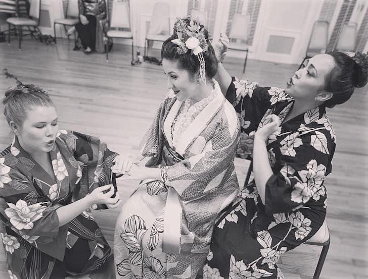 Central Florida Vocal Arts updates Gilbert & Sullivan's 'The Mikado' at Orlando Repertory Theatre