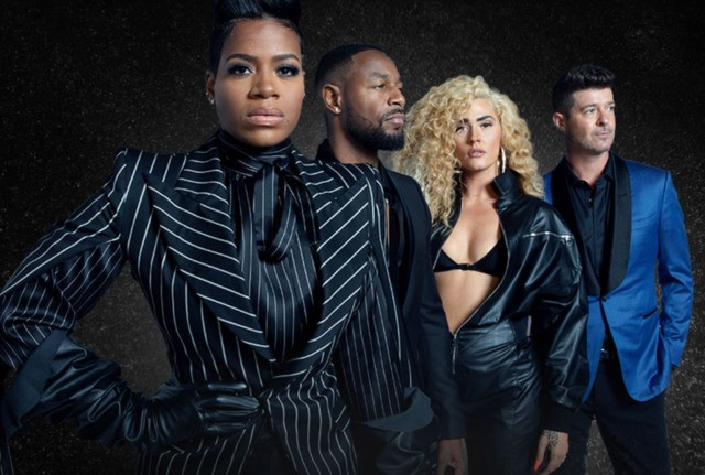 American Idol winner Fantasia and Robin Thicke to play Central Florida in November