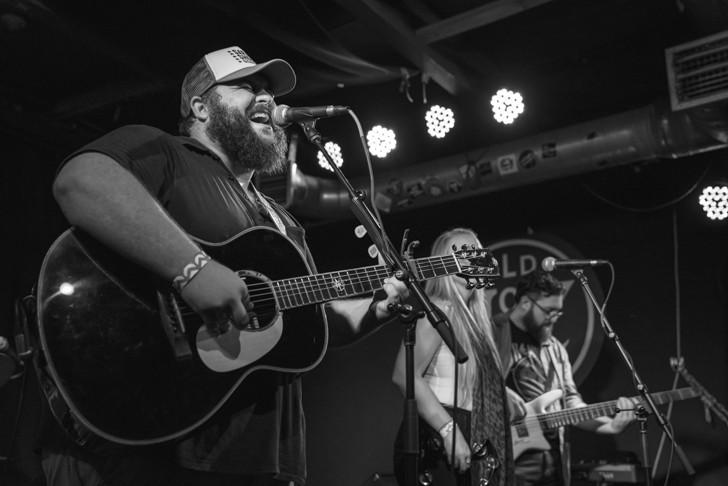Jordan Foley & the Wheelhouse at Will's Pub - MIKE DUNN