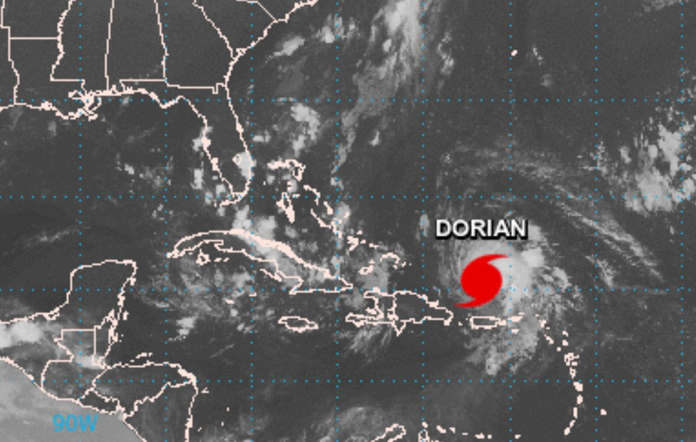 NOAA: 'Exact forecast track' of Dorian no longer matters