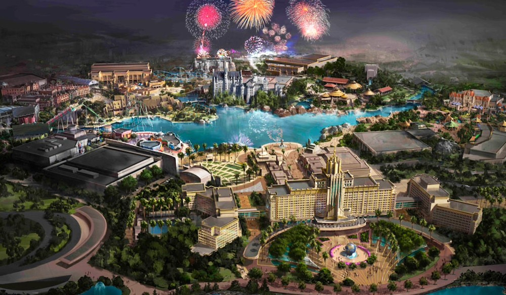 Universal Parks CEO talks Disney, SeaWorld, and Universal's answer to Magicbands