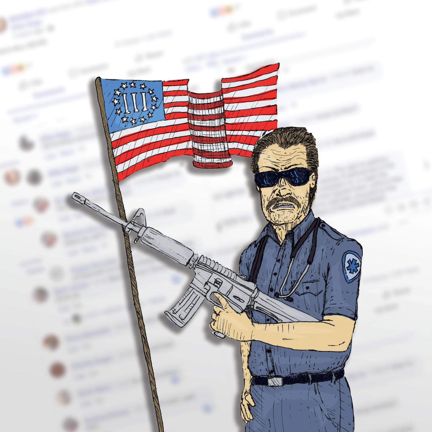 Welcome To Roll Call A Facebook Group Set Up By A Violent Militia Leader That S Full Of Emts And Cops News Orlando Orlando Weekly But not for me!【eng sub】. welcome to roll call a facebook group