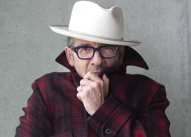 Elvis Costello - PHOTO BY JAMES O'MARA