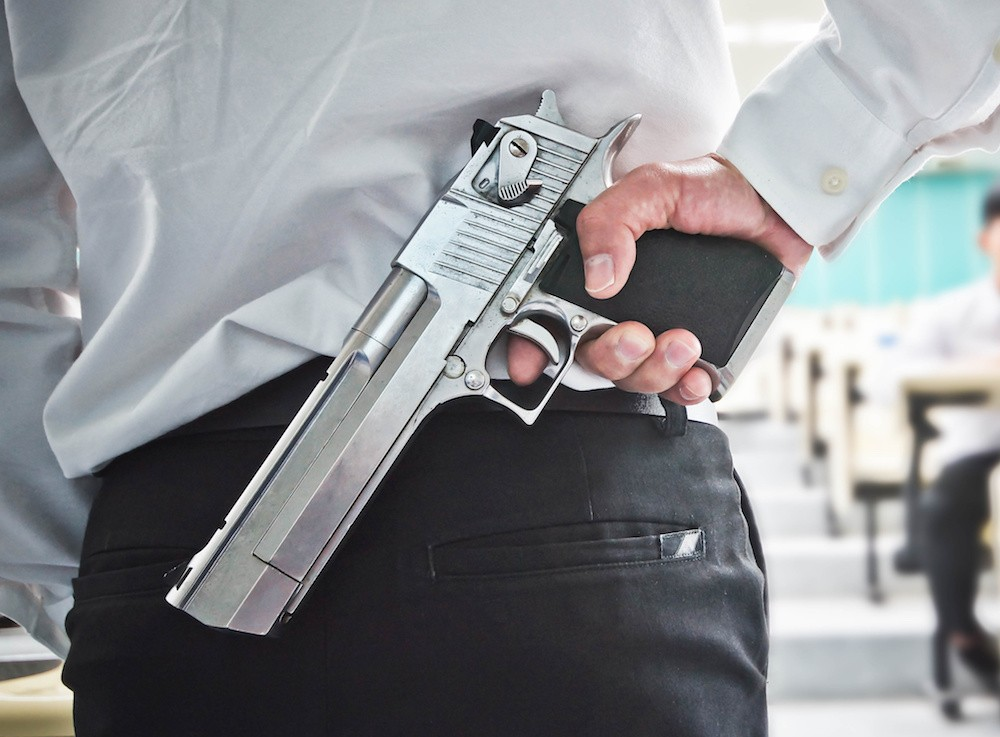 The exact number of Florida teachers with guns remains under wraps