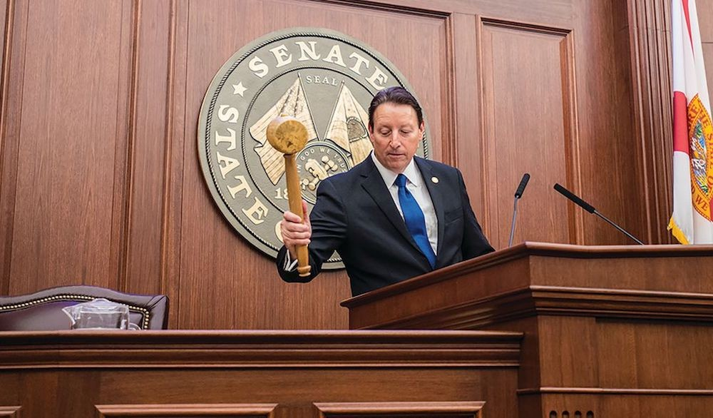 Florida Senate President Bill Galvano - PHOTO COURTESY FLORIDA SENATE