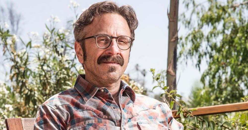 MARC MARON PRESS PHOTO