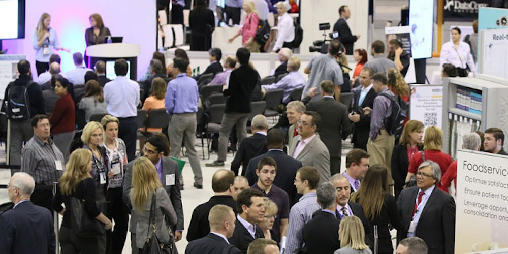 PHOTO VIA HIMSS GLOBAL HEALTH CONFERENCE & EXHIBITION