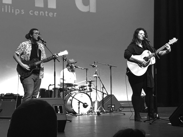 Someday Honey at the Dr. Phillips Center's AMP'd Series - PHOTO BY BAO LE-HUU