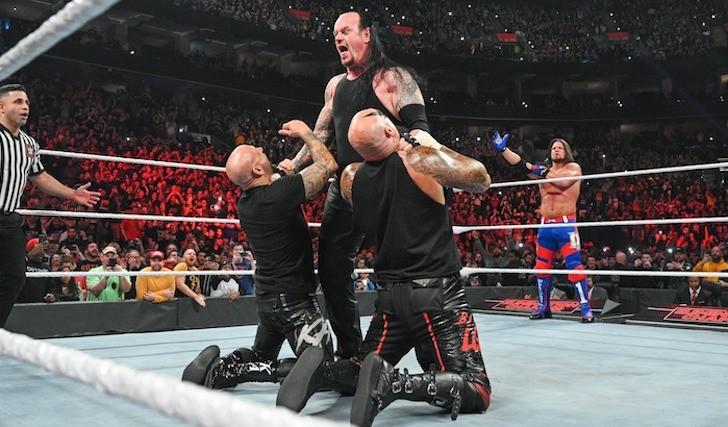 PHOTO COURTESY WWE/FACEBOOK