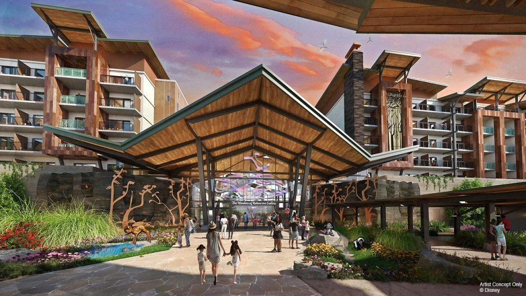 Reflections: A Disney Lakeside Lodge - IMAGE VIA DISNEY