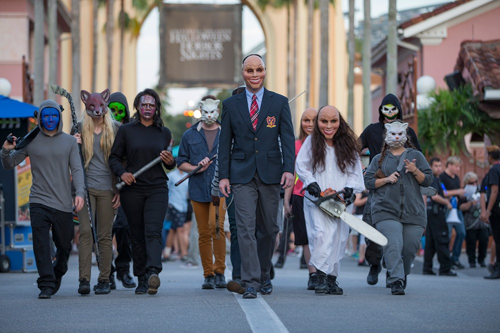 Orlando Halloween Horror Nights 2020 Leaked Halloween Horror Nights still likely to happen this year, but