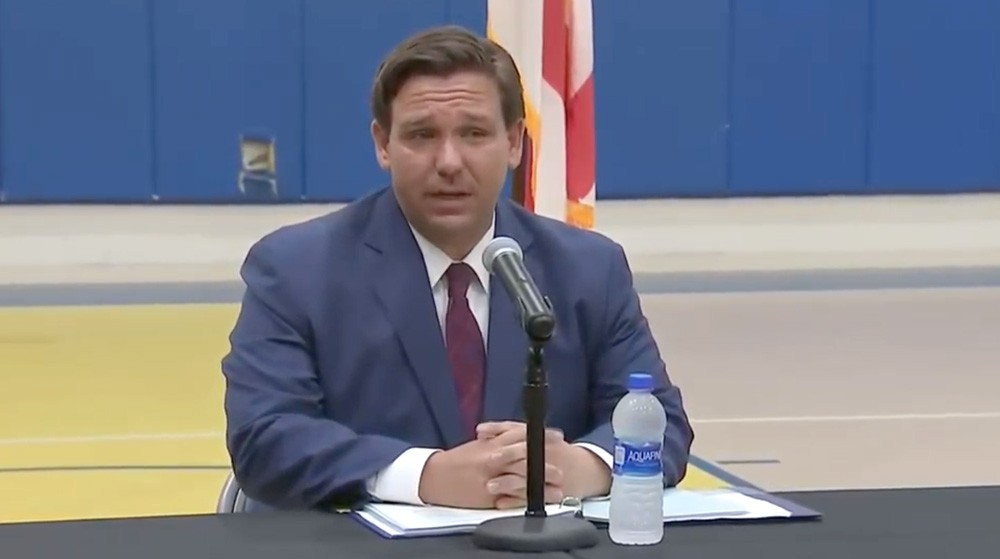 DeSantis Erupts Over Media's Prediction of Florida Catastrophe — BEASTMODE