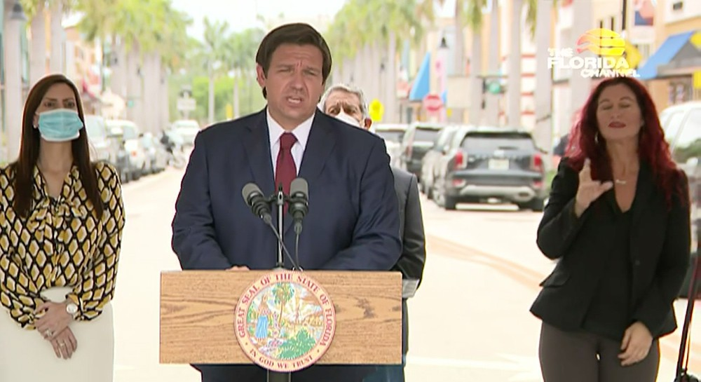 Gov. Ron DeSantis unveils plan to 'fully open' Florida's K-12 schools
