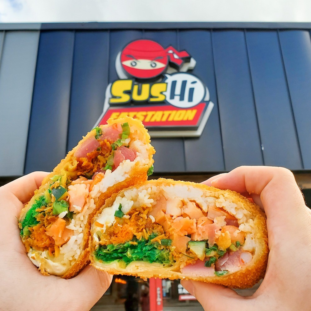 Sus Hi Eatstation Pledges To Donate 100 Percent Of Monday S Profits To Campaign To End Police Brutality Blogs A zesty twist on a classic italian ice flavor. sus hi eatstation pledges to donate 100