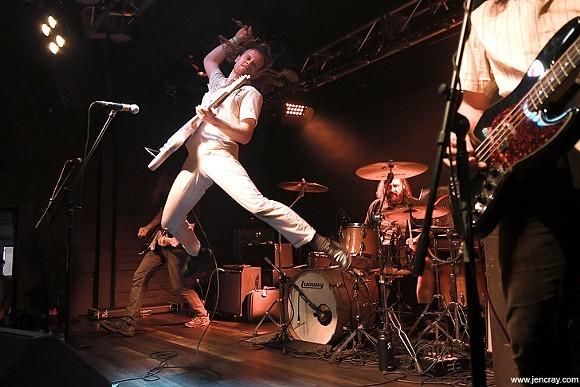 The Sidekicks at Soundbar - PHOTO BY JEN CRAY FOR ORLANDO WEEKLY