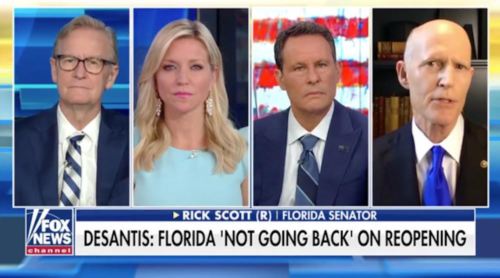 SCREENSHOT VIA FOX NEWS