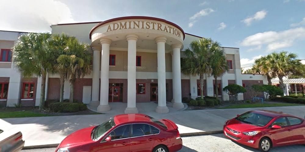 Colonial High School in Orlando - IMAGE VIA GOOGLE MAPS