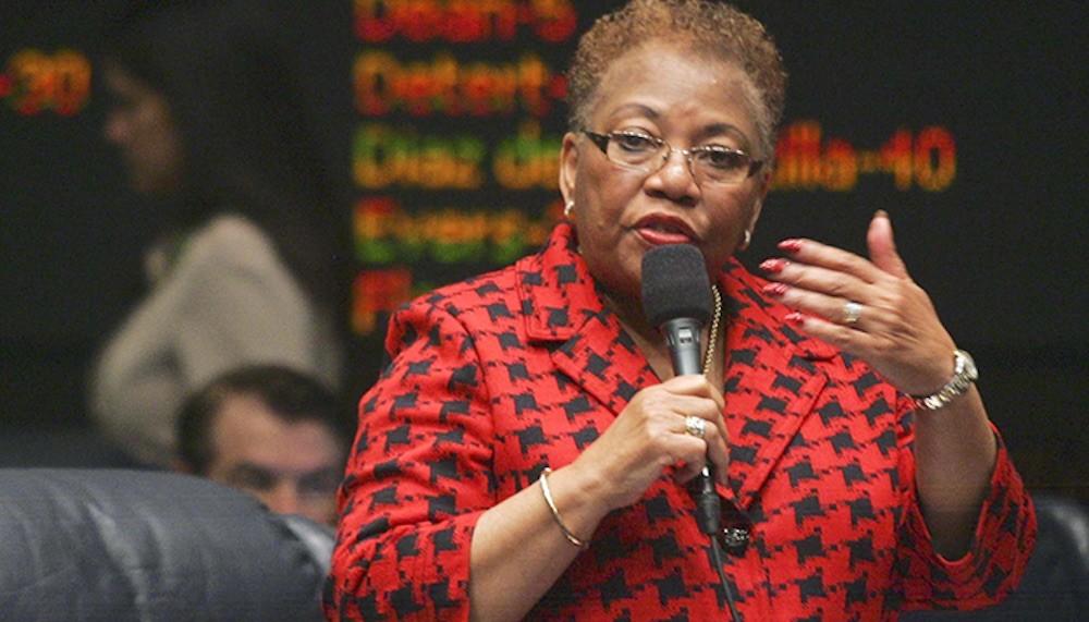 Florida state Rep. Geraldine Thompson - PHOTO VIA GERALDINE THOMPSON CAMPAIGN