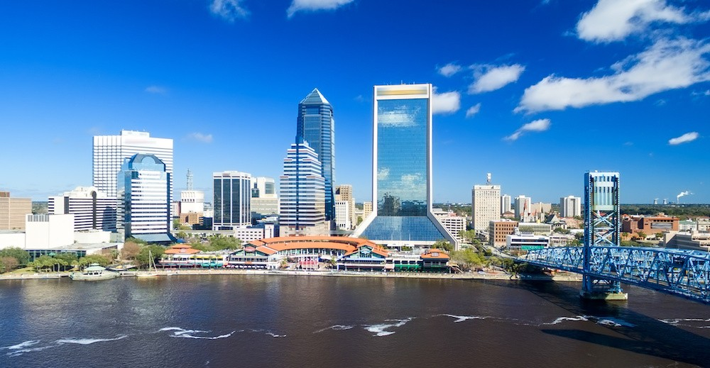 Jacksonville - PHOTO VIA ADOBE STOCK