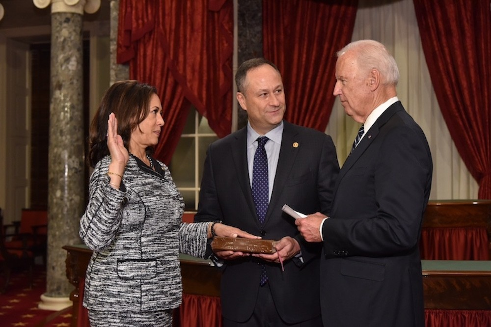 Joe Biden Selects Sen Kamala Harris For Vp Over Orlando Rep Val Demings Blogs