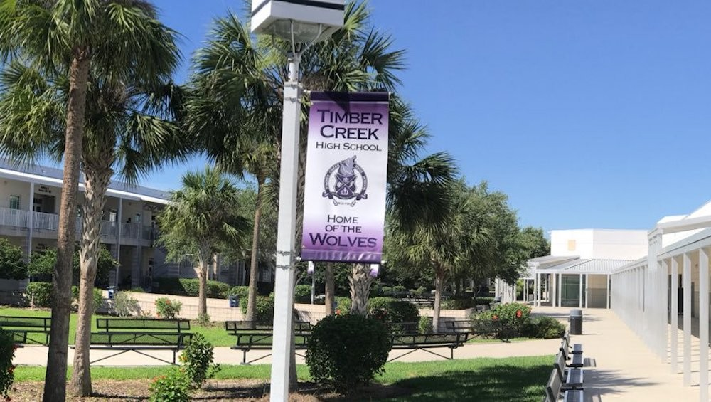 PHOTO COURTESY TIMBER CREEK HIGH/TWITTER