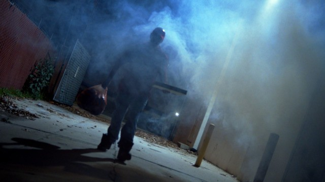 Nothing to see here but a serial killing pizza delivery guy who can teleport. Oh wait, that sounds pretty cool. - GRAVITAS VENTURES/KAMIKAZE DOGFIGHT