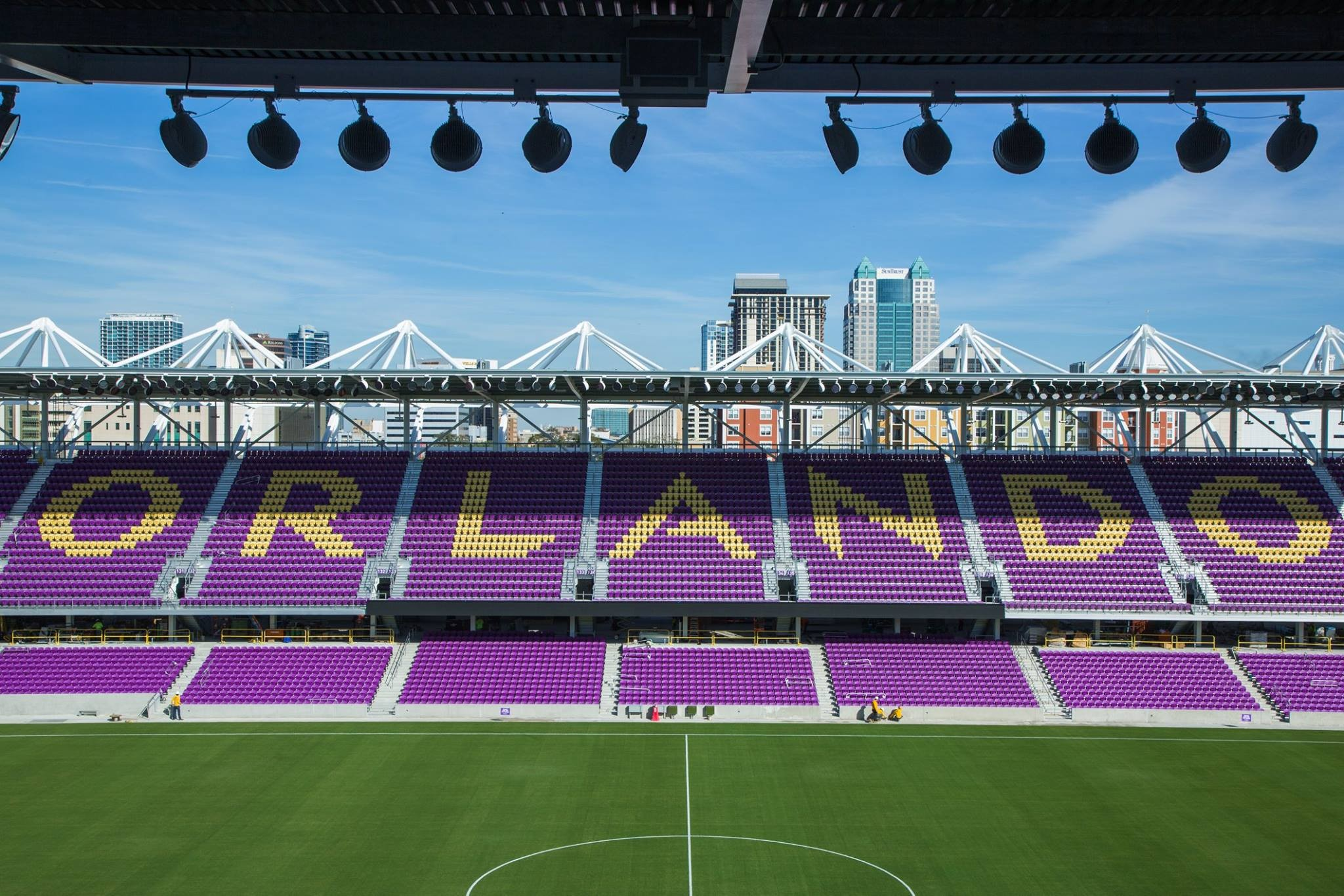 House Blogs Get A First Look At Orlando City Stadium At Their Open