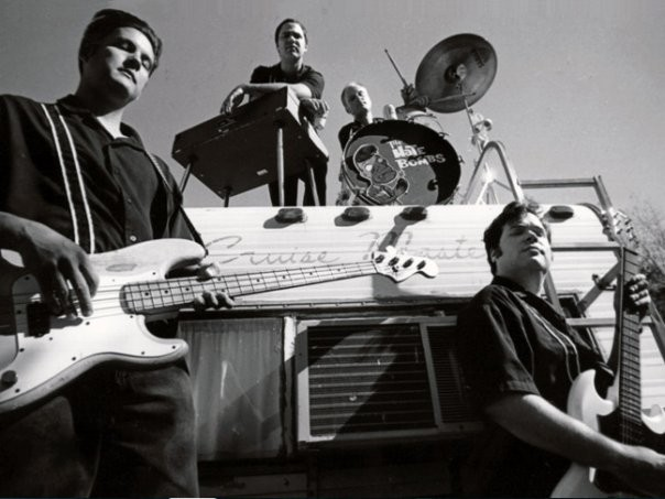 Hatebombs circa 1996 - PHOTO BY JIM LEATHERMAN (!) VIA HATEBOMBS/FACEBOOK