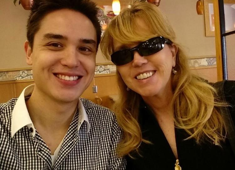 Drew and Christine Leinonen - PHOTO VIA CHRISTINE LEINONEN