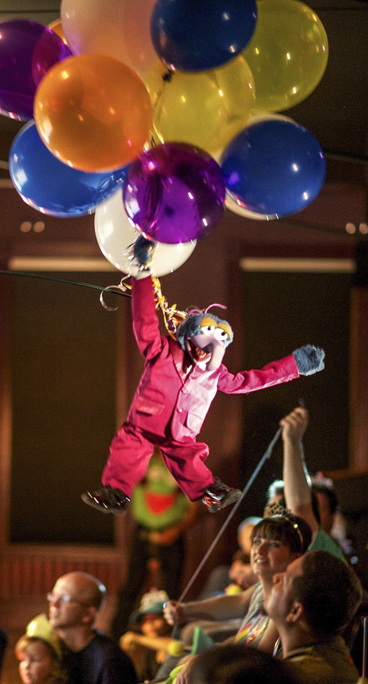 Sing Along With 'The Muppet Movie' at Ibex Puppetry's ...