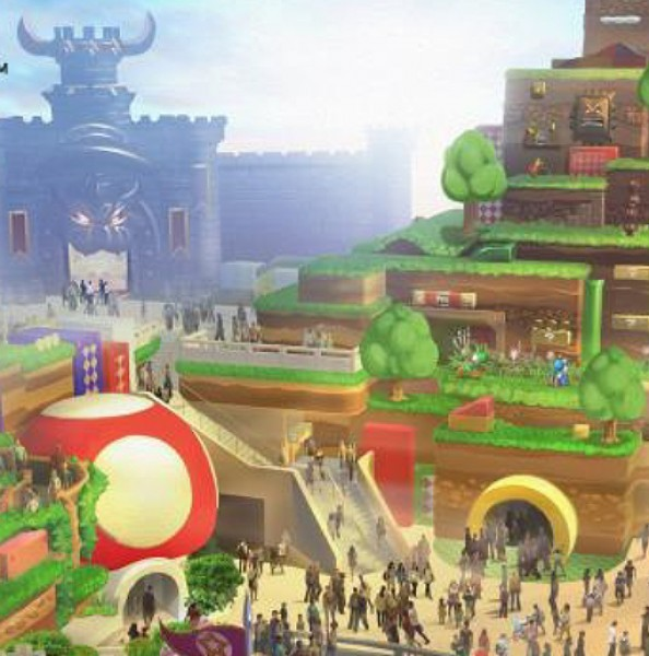 Universal shares new details on super nintendo world then even click to enlarge publicscrutiny Choice Image