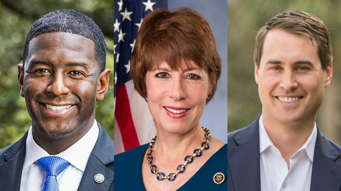 Florida Democrats try to build support in governor's race ...