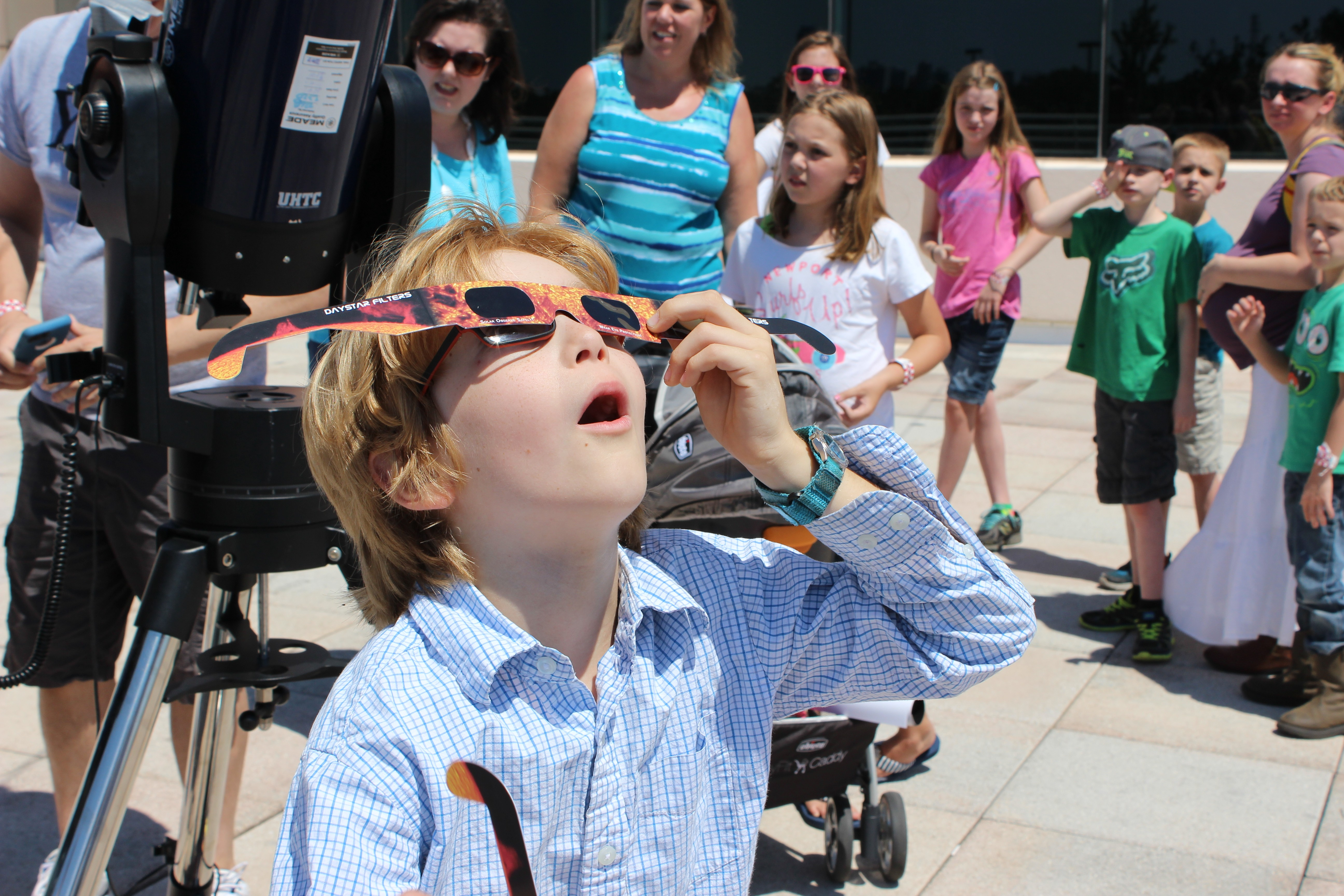 watch the solar eclipse at the orlando science center on aug 21