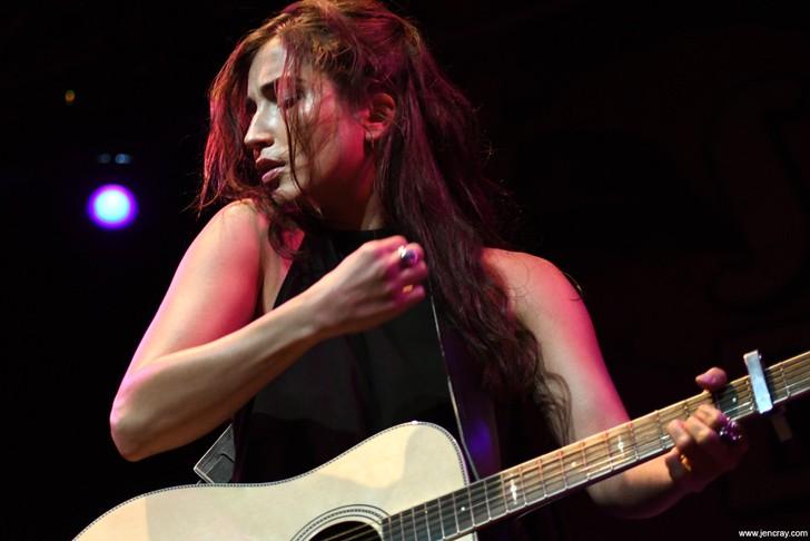 Jade Jackson at House of Blues - JEN CRAY