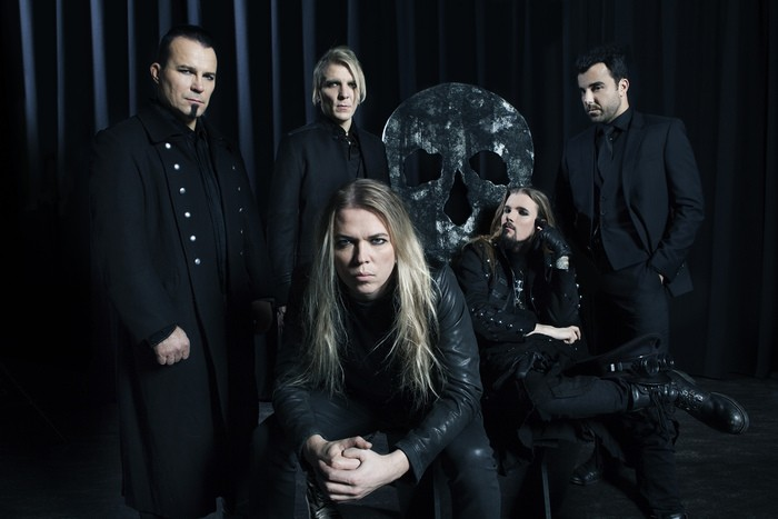 PHOTO BY JUHA ARVID HELMINEN VIA APOCALYPTICA.COM