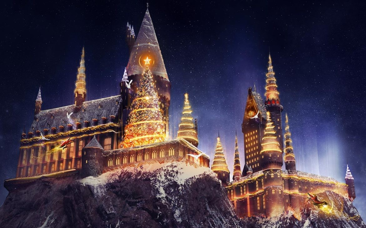 Christmas At Universal Studios Orlando.Universal Orlando Releases Details On New Holiday