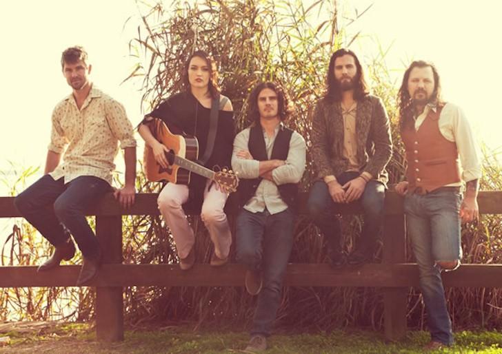 Hannah Harper & the Lionhearts - PHOTO VIA FARM TO FAMILY MUSIC
