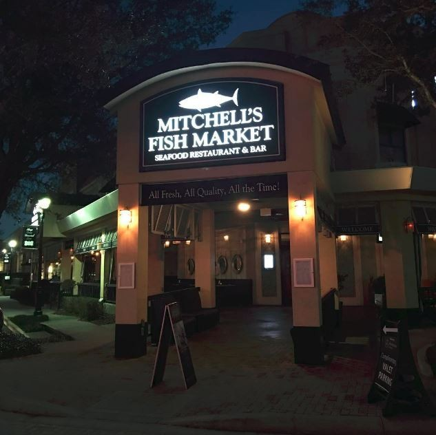 Mitchell 39 s fish market in winter park has officially for Mitchell s fish market locations