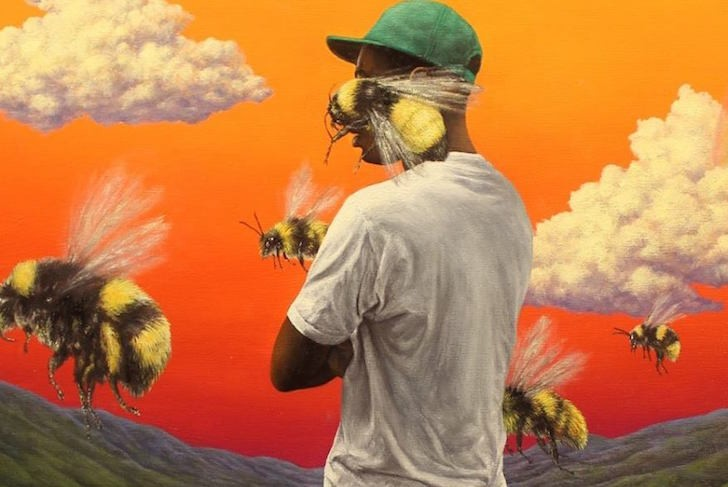 Tyler the Creator - PHOTO VIA TYLER THE CREATOR/FACEBOOK