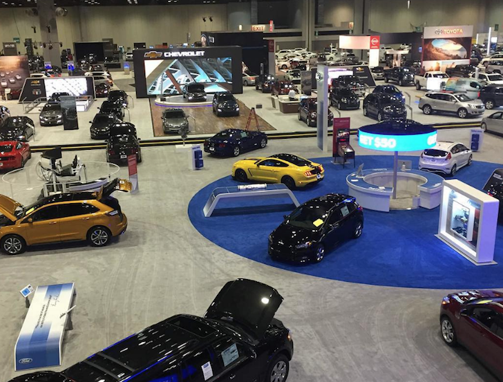 Take The Family To The Central Florida International Auto Show On - Car show florida