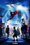 A poster for the upcoming Marvel land at Disney California Adventure