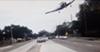Sheriff dash-cam films plane making emergency landing in Florida neighborhood