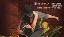 SOFRA Latin Nights