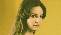 Lana Del Rey sways onto the stage at Amway Center this week