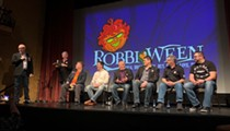 This year's Entertainment Designer Forum was renamed 'Robbiween' after Howl-O-Scream's Robbi Parsons Lepre