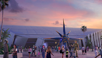 Epcot's new 'Guardians of the Galaxy' ride will be one of the world's longest enclosed roller coasters