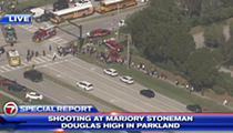 Active shooter reported at South Florida high school