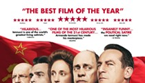 Win Movie Passes to see the uproarious comic satire THE DEATH OF STALIN!