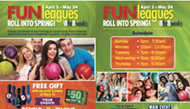 Early Enrollment for Spring Fun Leagues
